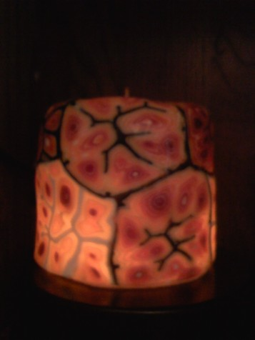 Turtle Island Gifts - Mosaic Candles