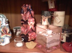 Turtle Island Gifts - many different kinds of candles