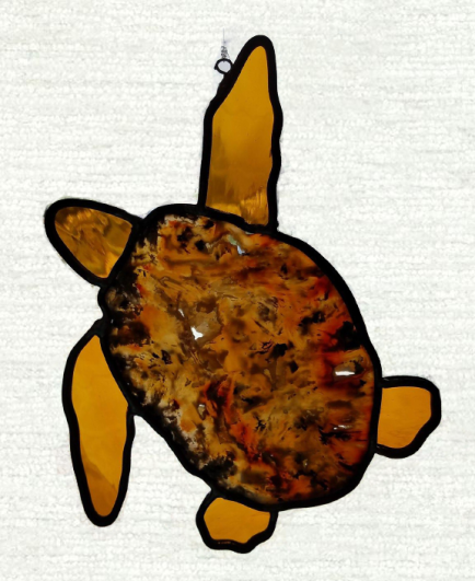 Turtle Island Gifts - Agate Turtle