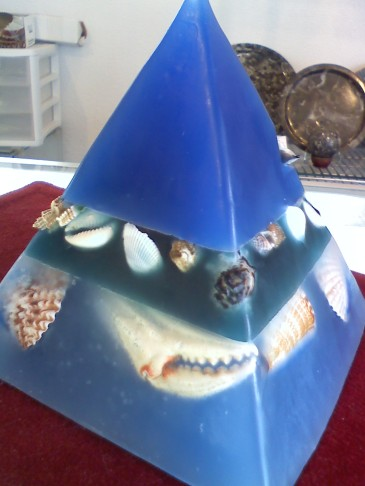 Turtle Island Gifts - Sealife Candles